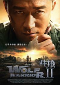 Wolf Warrior II (2017)